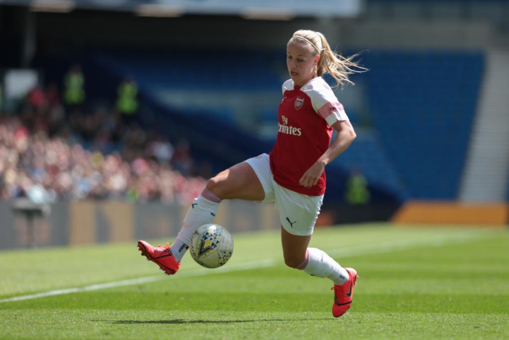 Women's football – we love it